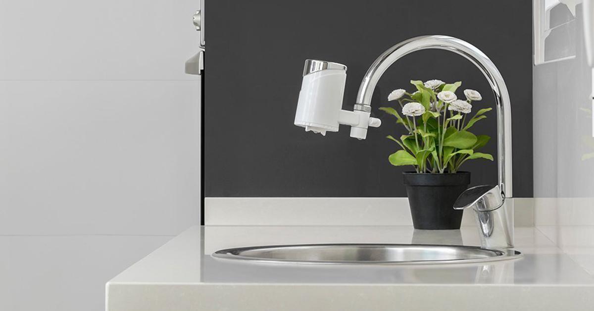 Depuratore acqua rubinetto